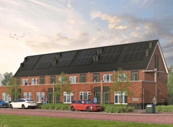 Starters, opgelet: twaalf gasloze nieuwbouwwoningen in Blokker, voor 173.900 euro vrij op naam.